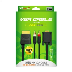 VGA Cable for 360